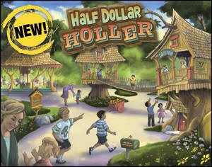 Silver Dollar City fun for the young and young at heart!